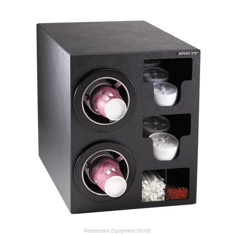 Dispense-Rite CTC-C-2BT Cup Dispensers, Countertop (Magnified)
