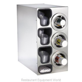 Dispense-Rite CTC-C-3RSS Dispenser Disposable Cup