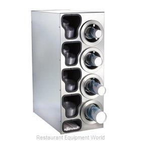 Dispense-Rite CTC-C-4RSS Cup Dispensers, Countertop