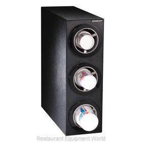 Dispense-Rite CTC-S-3BT Cup Dispensers, Countertop