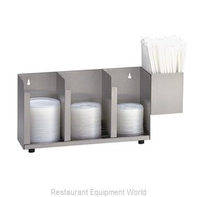 Dispense-Rite CTLD-15A Lid Dispenser, Countertop