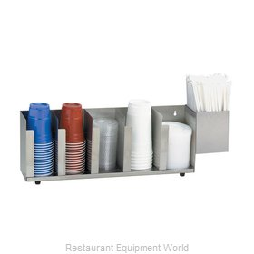 Dispense-Rite CTLD-22A Lid Dispenser, Countertop