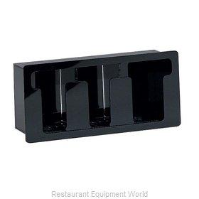 Dispense-Rite FML-3 Lid Dispenser, In-Counter