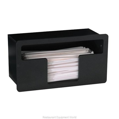 Dispense-Rite FMTS-1BT Straw Holder (Magnified)