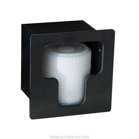 Dispense-Rite FMVL-1 Lid Dispenser, In-Counter