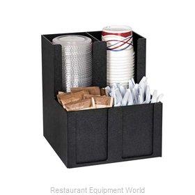 Dispense-Rite MCD-4BT Condiment Caddy, Countertop Organizer