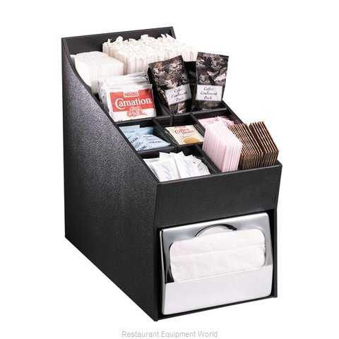 Dispense-Rite NLO-ADNH Condiment Caddy, Countertop Organizer