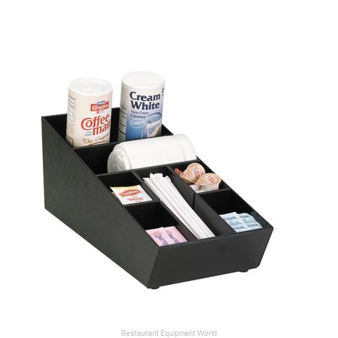 Dispense-Rite NLO-STK-1BT Condiment Caddy, Countertop Organizer
