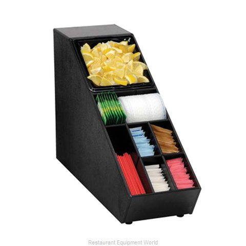 Dispense-Rite NLO-SUB-1B Condiment Caddy Countertop Organizer