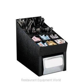 Dispense-Rite NLO-SWNH Condiment Caddy, Countertop Organizer
