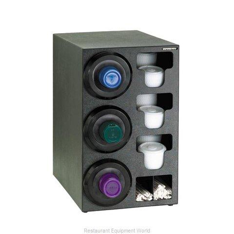 Dispense-Rite SLR-C-3LBT Cup Dispensers, Countertop