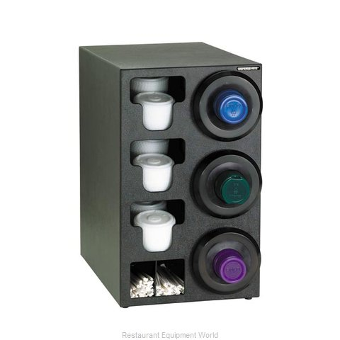 Dispense-Rite SLR-C-3RBT Cup Dispensers, Countertop (Magnified)
