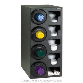 Dispense-Rite SLR-C-4LBT Cup Dispensers, Countertop