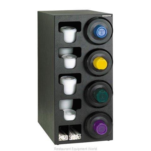 Dispense-Rite SLR-C-4RBT Cup Dispensers, Countertop