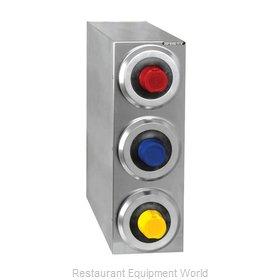 Dispense-Rite SLR-R-3SS Cup Dispensers, Countertop