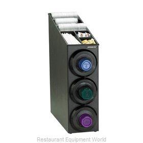 Dispense-Rite SLR-SL-3BT Cup Dispensers, Countertop