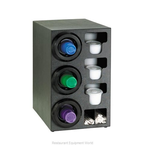 Dispense-Rite STL-C-3LBT Cup Dispensers, Countertop
