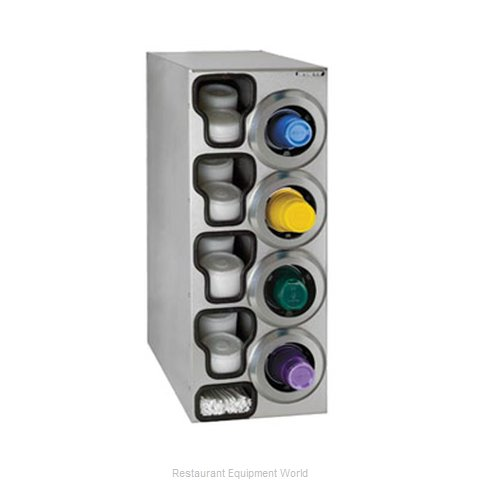 Dispense-Rite STL-C-4RSS Dispenser Disposable Cup