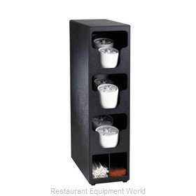 Dispense-Rite TLO-3BT Lid Dispenser, Countertop