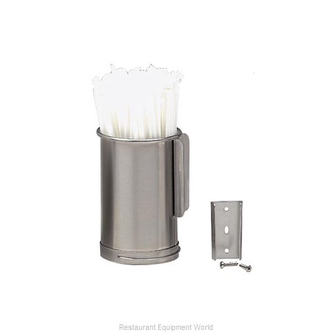Dispense-Rite TSD-1S Straw Holder (Magnified)