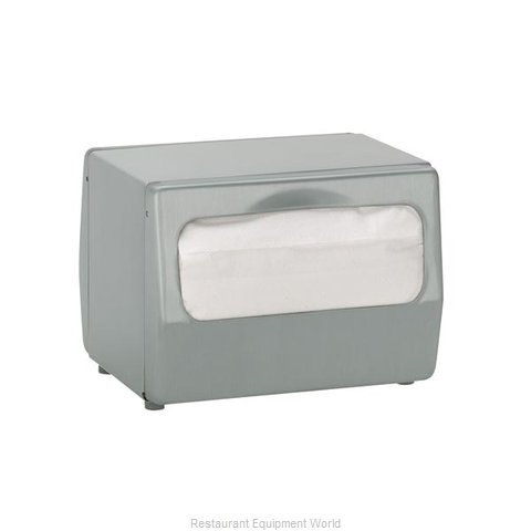 Dispense-Rite TT-FULL-BS Dispenser Paper Napkin