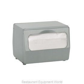 Dispense-Rite TT-FULL-BS Paper Napkin Dispenser
