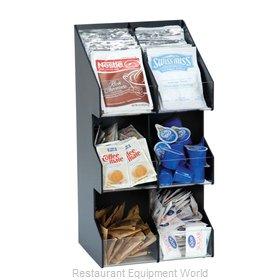 Dispense-Rite VCO-6 Condiment Caddy, Countertop Organizer