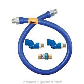 Dormont 16100BPQ2S24 Gas Connector Hose Assembly