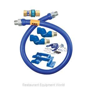 Dormont 16100BPQ2SR48PS Gas Connector Hose Assembly