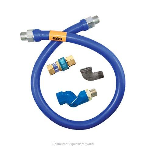 Dormont 16100BPQS24 Gas Connector Hose Assembly