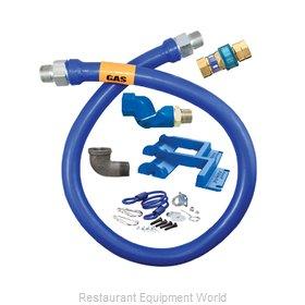 Dormont 16100BPQSR48PS Gas Connector Hose Assembly