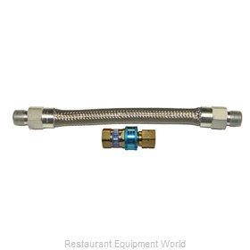 Dormont 16100BQ60 Gas Connector Hose Assembly