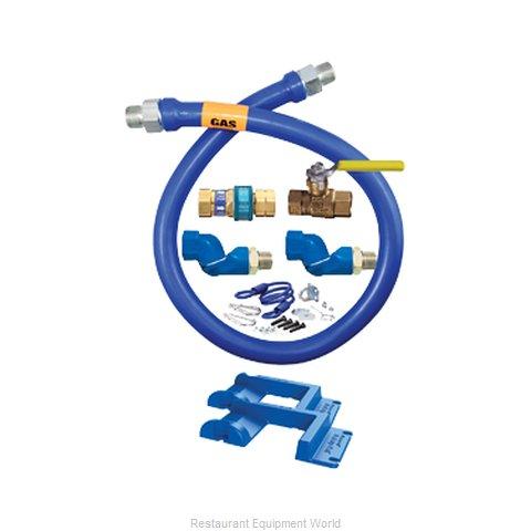 Dormont 16100KIT2S24PS Gas Connector Hose Kit