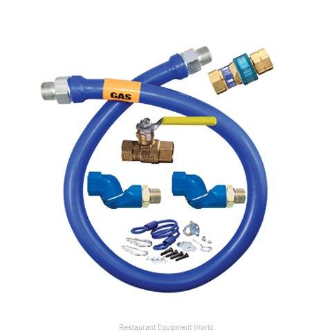 Dormont 16100KIT2S48 Gas Connector Hose Kit