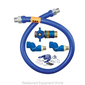 Dormont 16100KITCF2S48 Gas Connector Hose Kit