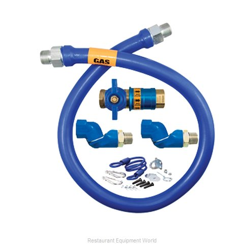 Dormont 16100KITCF2S72 Gas Connector Hose Kit (Magnified)