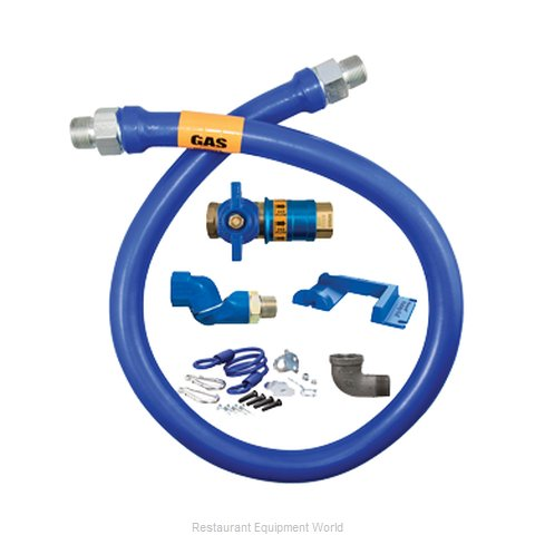 Dormont 16100KITCFS72PS Gas Connector Hose Kit