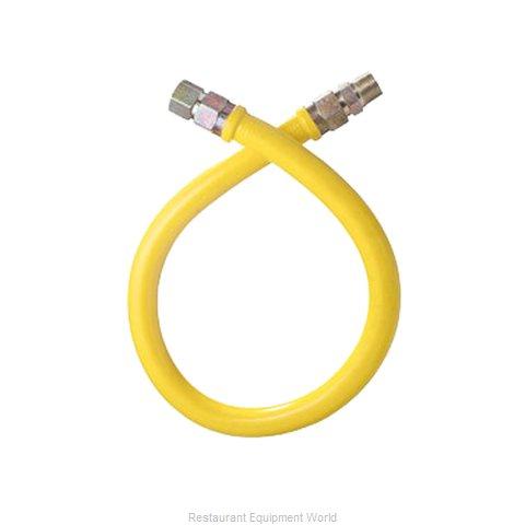 Dormont 16100NPFS48 Gas Connector Hose Assembly