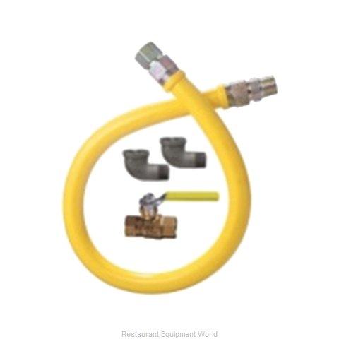 Dormont 16100NPKIT72 Gas Connector Hose Kit