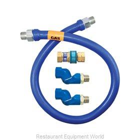 Dormont 16125BPQ2S24 Gas Connector Hose Assembly