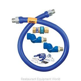 Dormont 16125BPQ2SR60 Gas Connector Hose Assembly