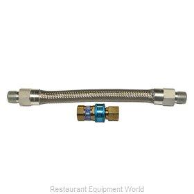 Dormont 16125BQ60 Gas Connector Hose Assembly