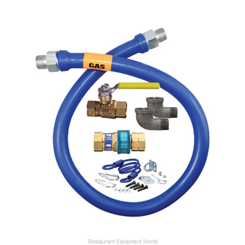 Dormont 16125KIT48 Gas Connector Hose Kit