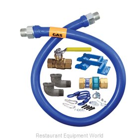 Dormont 16125KIT60PS Gas Connector Hose Kit