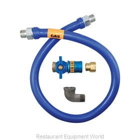 Dormont 1650BPCF48 Gas Connector Hose Assembly