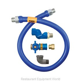 Dormont 1650BPCFS72 Gas Connector Hose Assembly