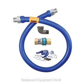 Dormont 1650BPQR48 Gas Connector Hose Assembly