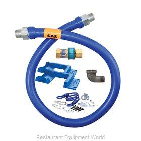 Dormont 1650BPQR60PS Gas Connector Hose Assembly