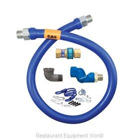 Dormont 1650BPQSR60 Gas Connector Hose Assembly