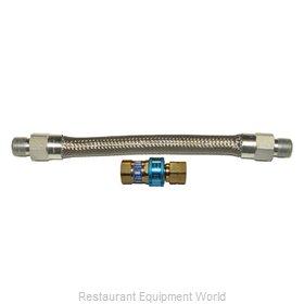 Dormont 1650BQ36 Gas Connector Hose Assembly